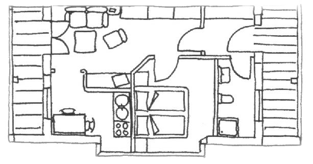 ferienwohnung zellerberg landhaus kramer. Black Bedroom Furniture Sets. Home Design Ideas
